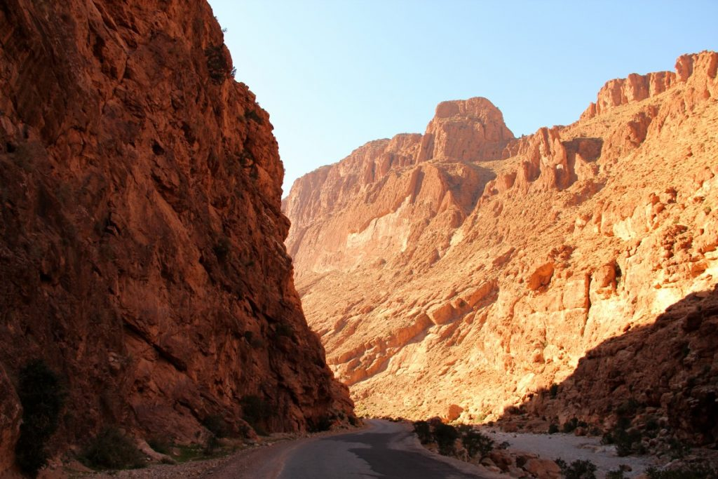 on-the-road-in-Marocco-dades
