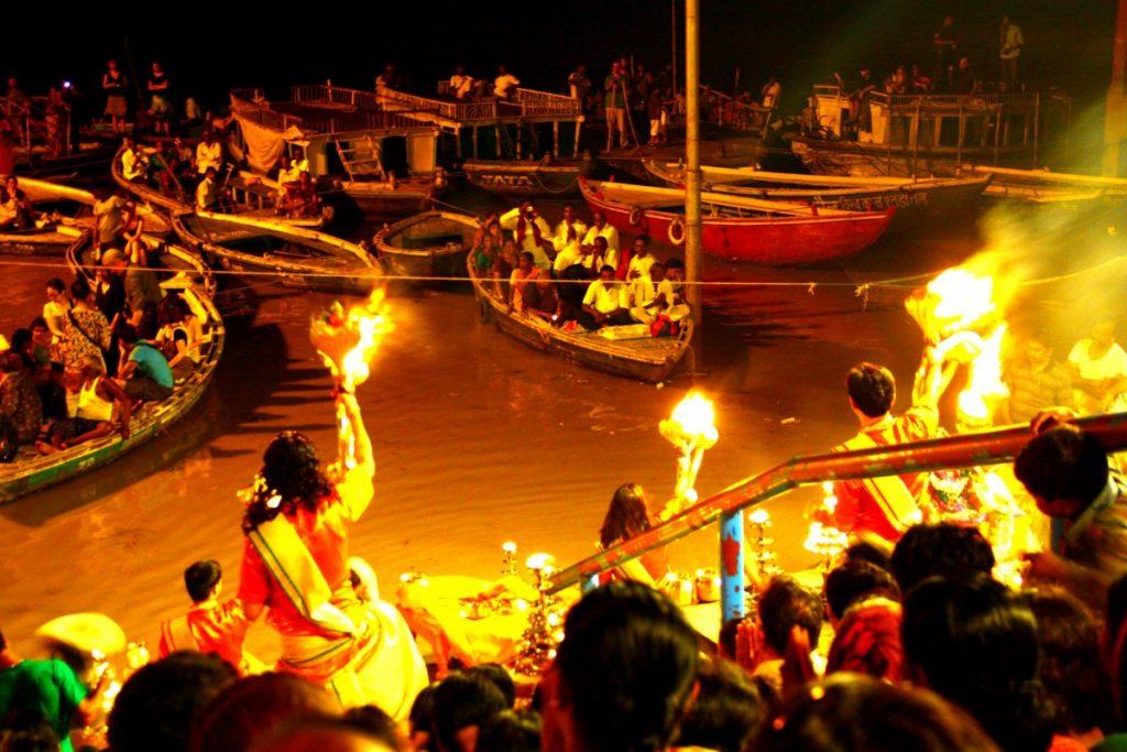 Varanasi-Ganga-Aarti