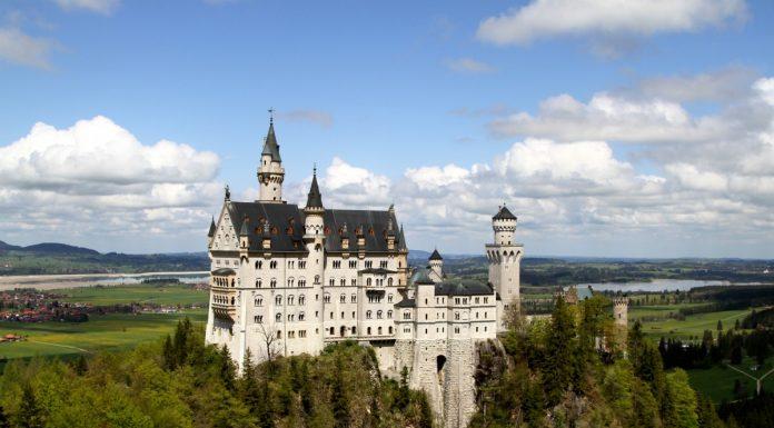 itinerario-castelli-della-baviera-in-auto-Neuschwanstein
