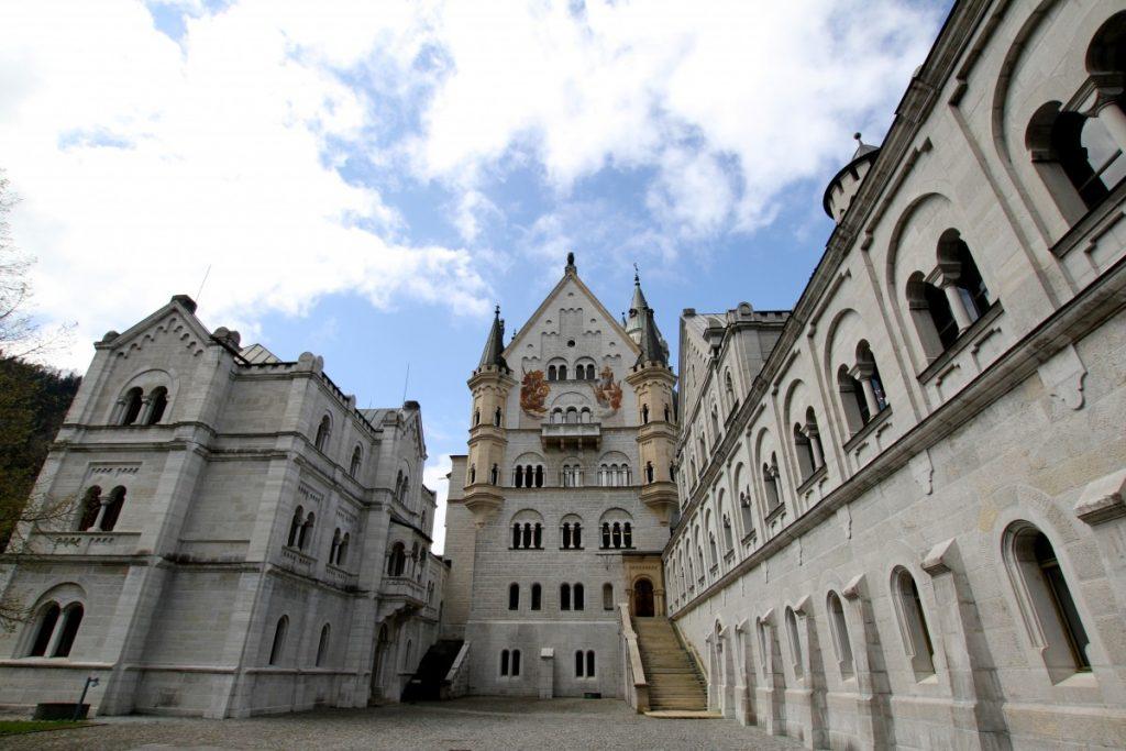 itinerario-castelli-della-baviera-in-auto-Neuschwanstein-interno