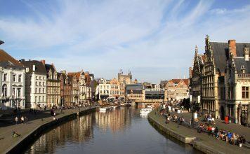 viaggio-in-belgio-cosa-vedere-a-brugge-e-gent-Gent-canali