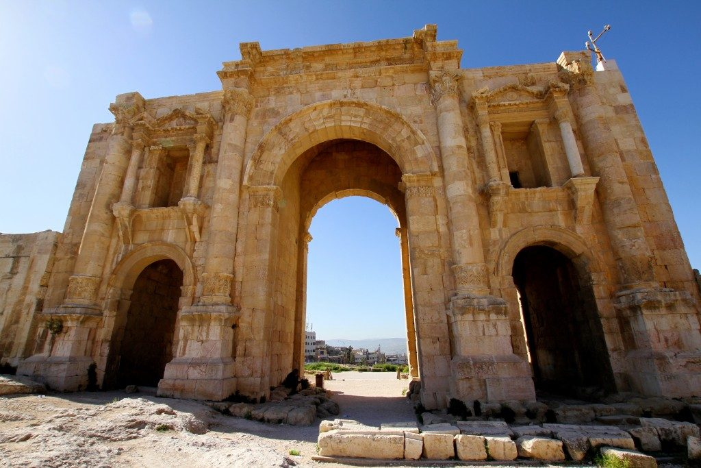 cosa-vedere-in-giordania-jerash-rovine-romane