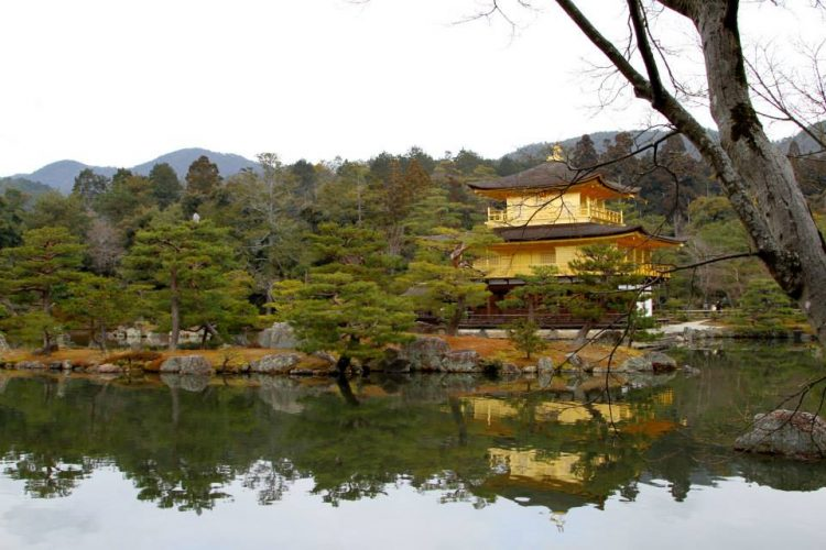 itinerario-giappone-12-giorni-kyoto-Kinkaku-ji