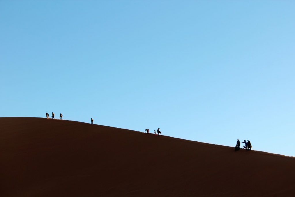 Deserto-Marocco-Erg-chebbi-duna