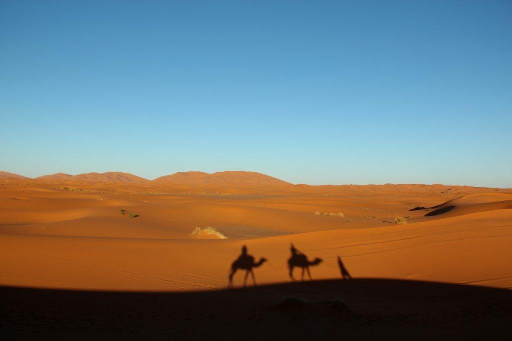 Deserto-Marocco-Erg-chebbi-ombre