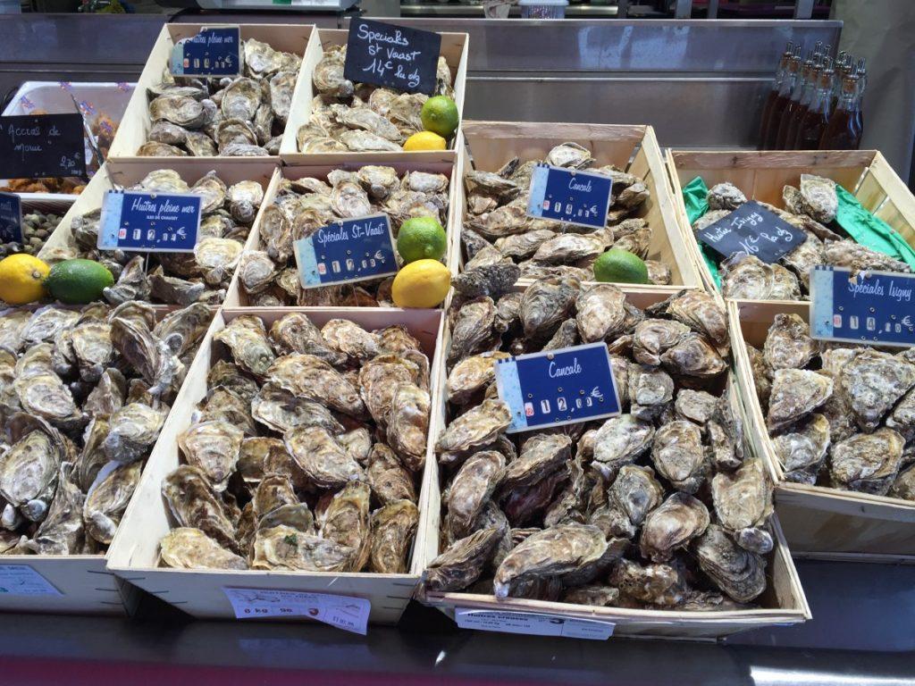 cosa-vedere-in-normandia-a-dicembre-Deauville-Trouville-banco-ostriche
