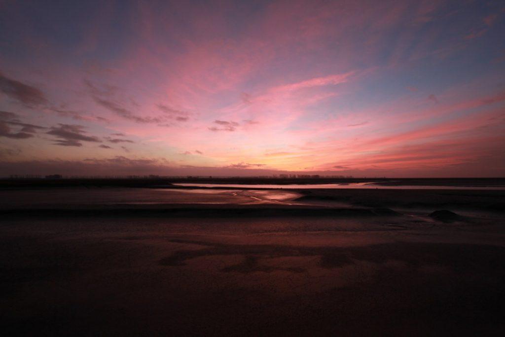 mont-saint-michel-abbazia-maree-normandia-tramonti