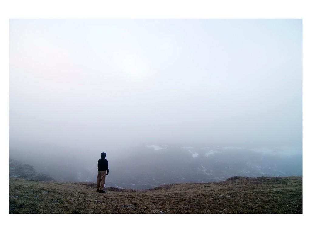 Bloccati dalla nebbia a Londra (1)