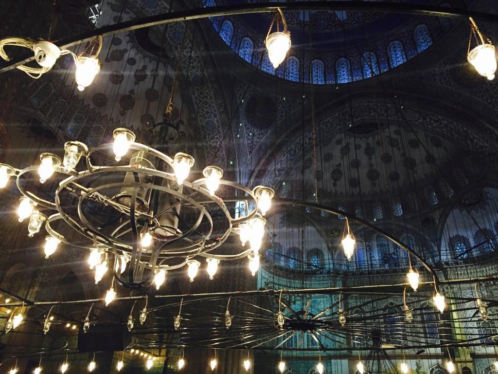 moschea blu