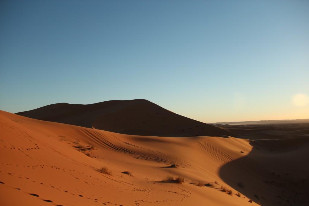 Deserto Erg Chebbi