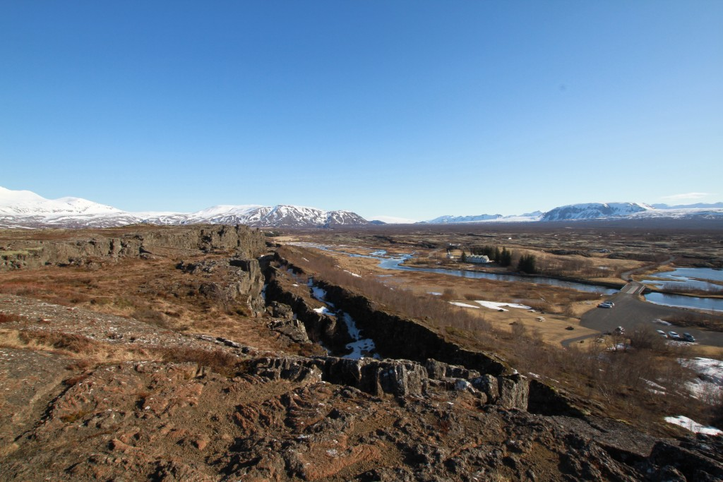 tour islanda Pingvellir National Park