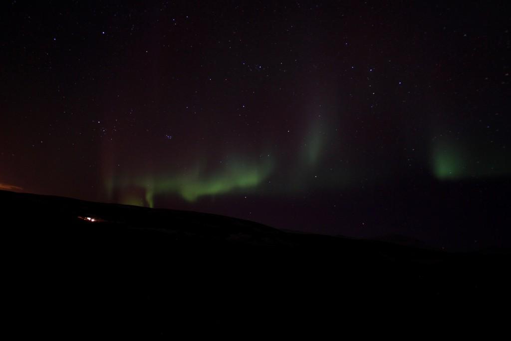 Aurora boreale islanda autonomia
