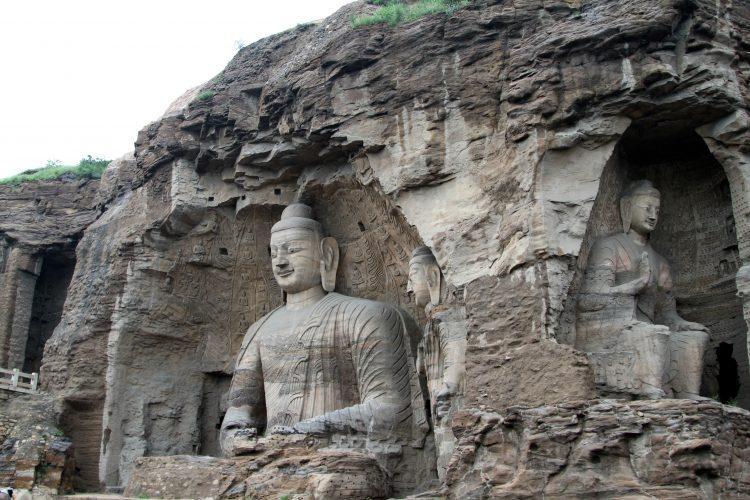 Datong-grotte-yungang
