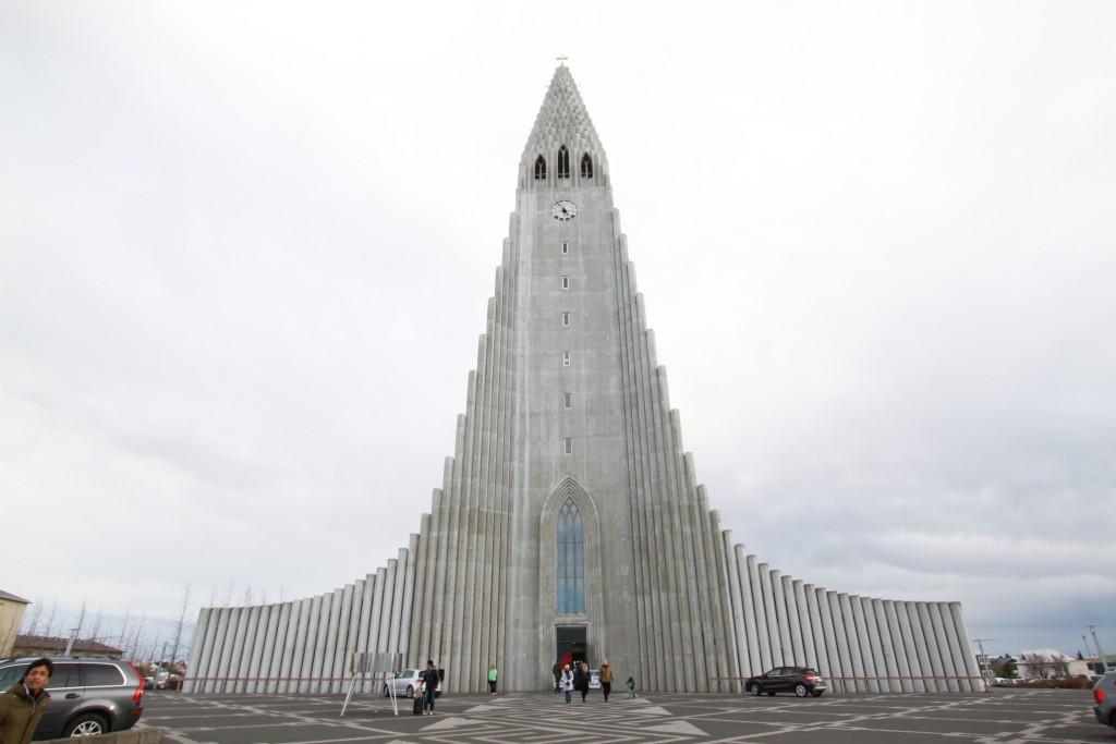 tour islanda Hallgrímskirkja church