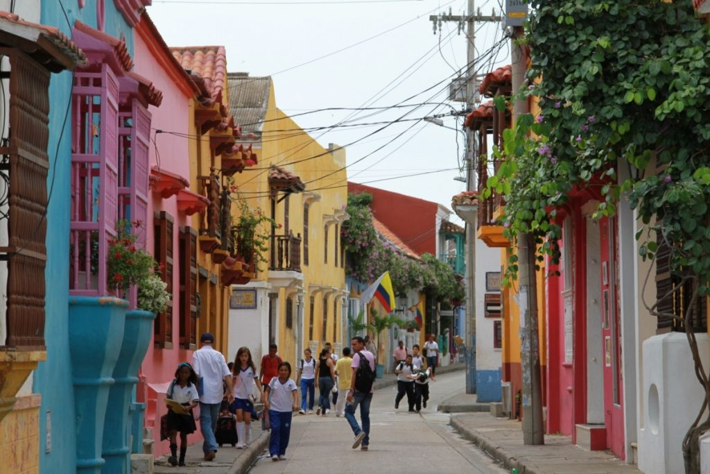 Colombia-cosa-vedere-turismo-Cartagena