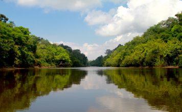 come-visitare-amazzonia-riflessi-lago