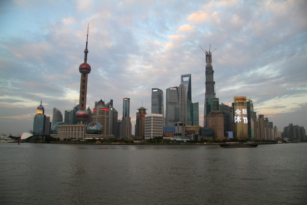 itineraio-viaggio-in-cina-Shanghai-pudong