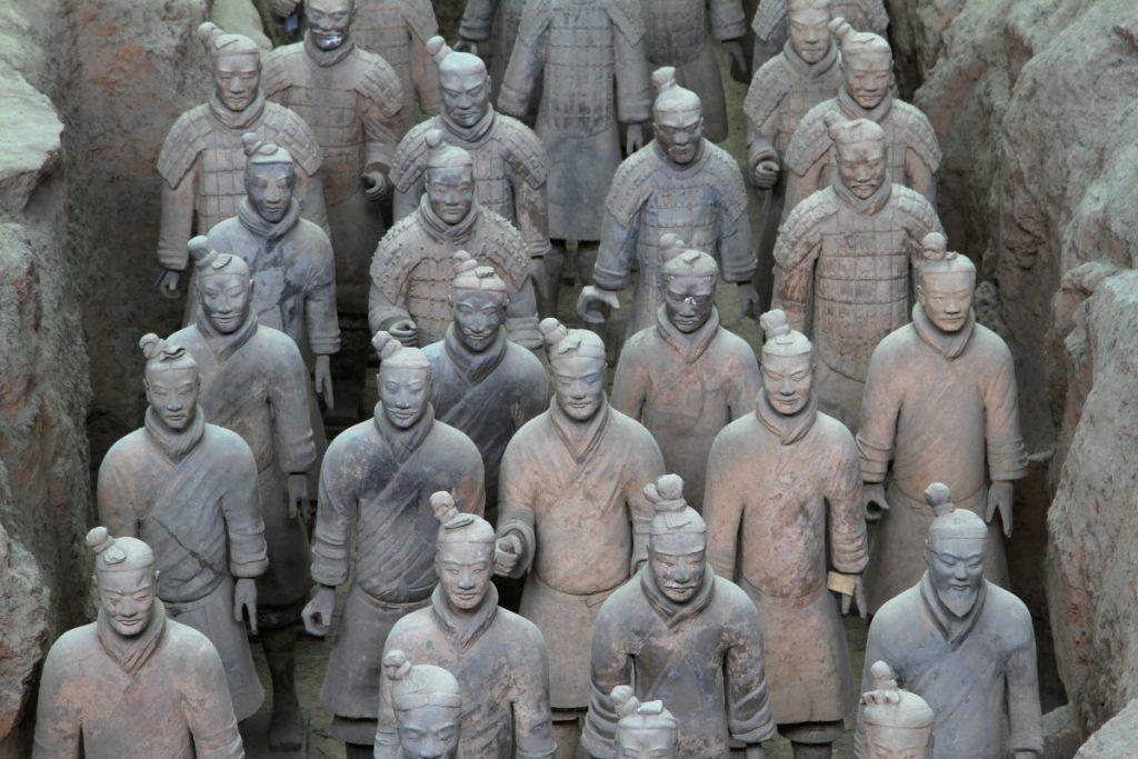 itineraio-viaggio-in-cina-Xian-esercito-terracotta