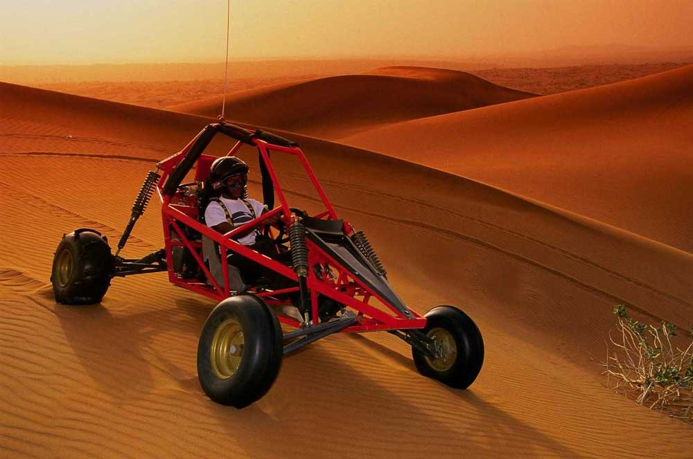 living-dubai-Buggy-Ride