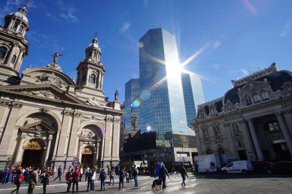 viaggio-in-cile-itinerario-di-10-giorni-santiago-del-cile-plaza-armas