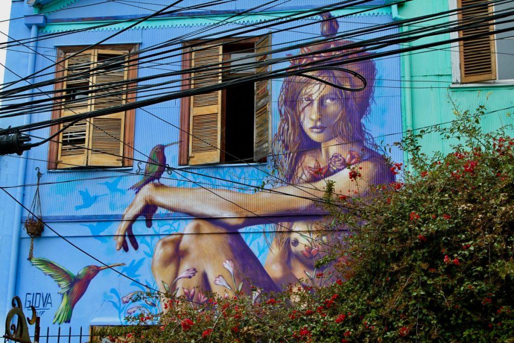 viaggio-in-cile-itinerario-di-10-giorni-valparaiso-murales