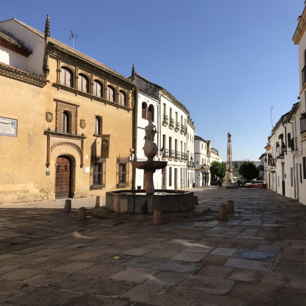 cordoba-in-due-giorni-cosa-vedere-e-fare-in-andalusia-plaza-del-potro