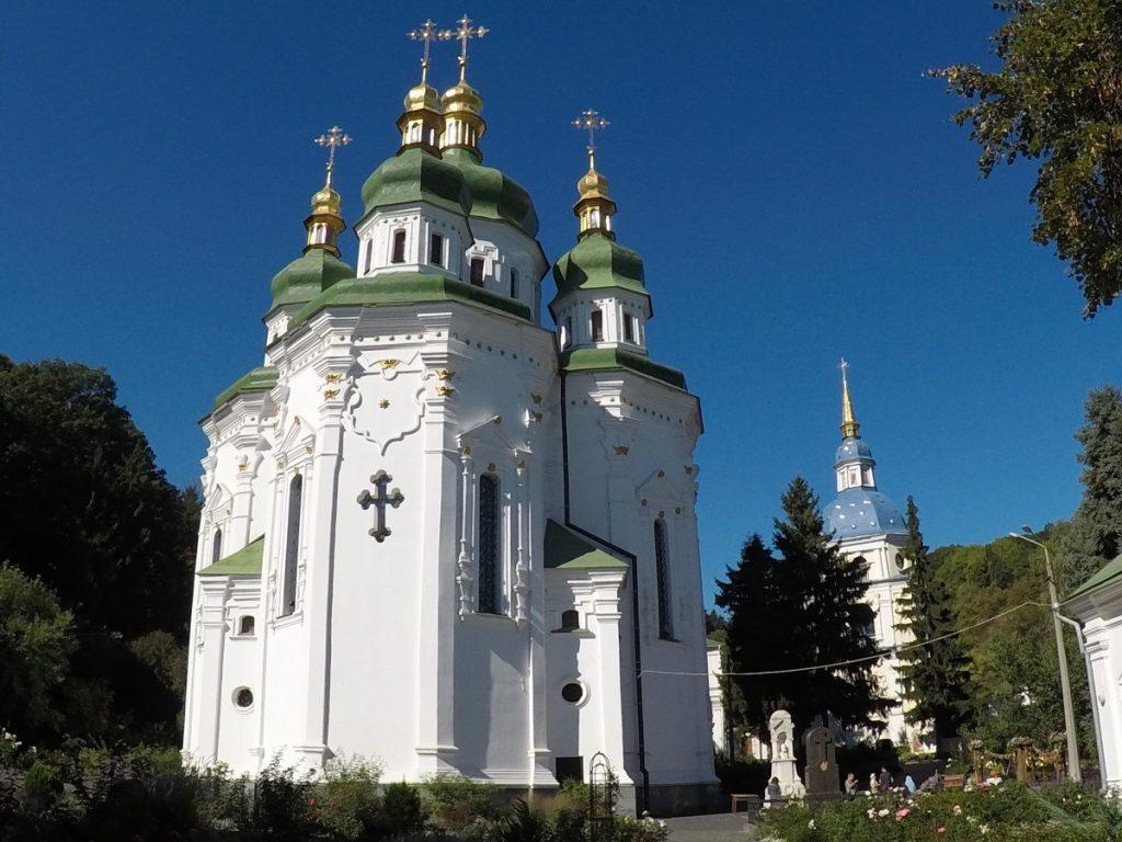 cosa-vedere-a-kiev-in-4-giorni-monastero-Vydubychi