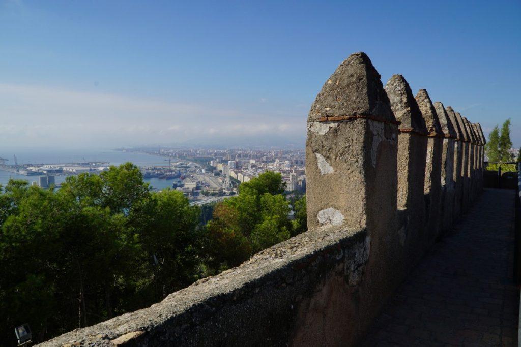spagna-itinerario-di-7-giorni-in-andalusia-castillo-gibralfaro