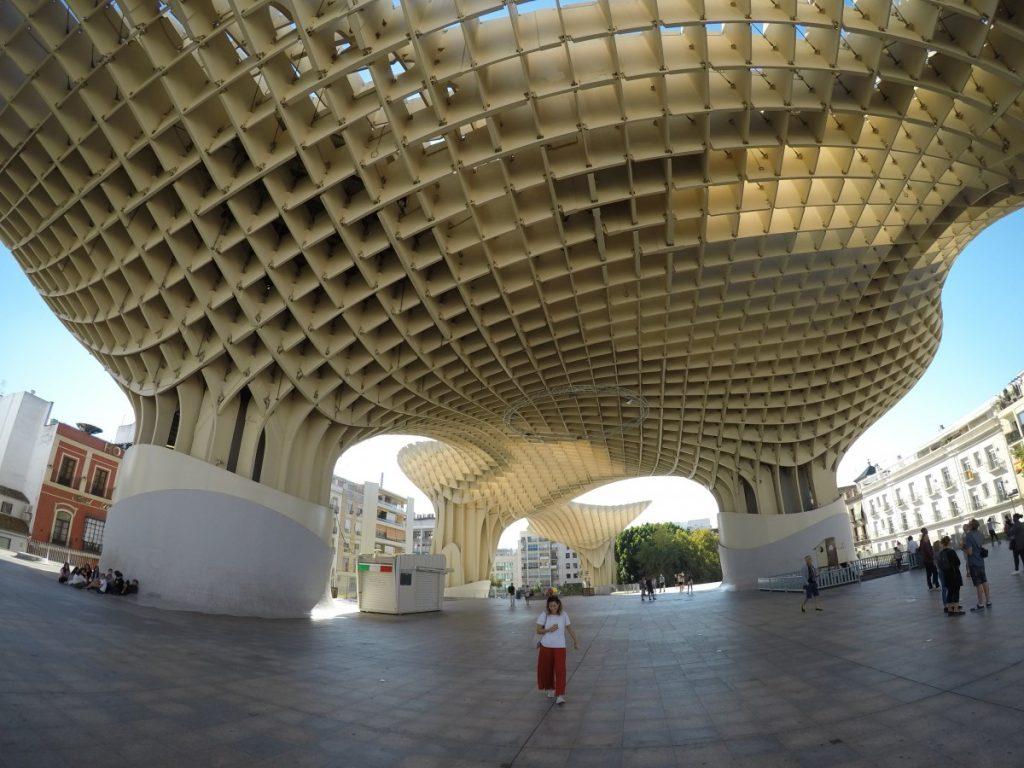 spagna-itinerario-di-7-giorni-in-andalusia-siviglia-metropol-parasol