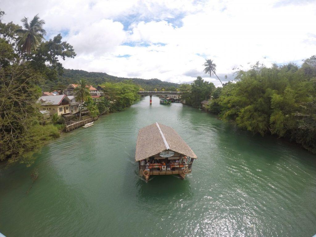 viaggio-filippine-itinerario-consigli-loboc-river