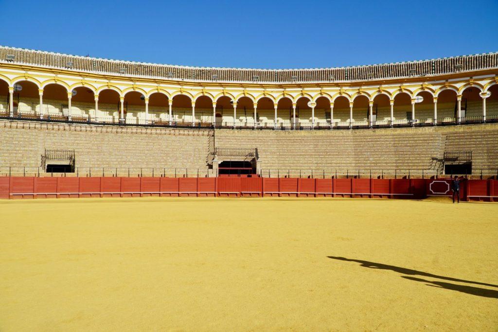 cosa-vedere-a-siviglia-in-due-giorni-plaza-de-toros