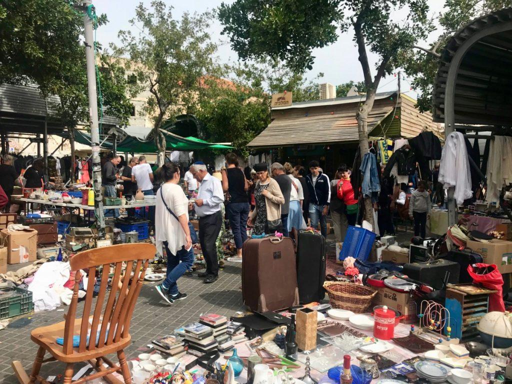cosa-fare-e-vedere-a-tel-aviv-flee-market