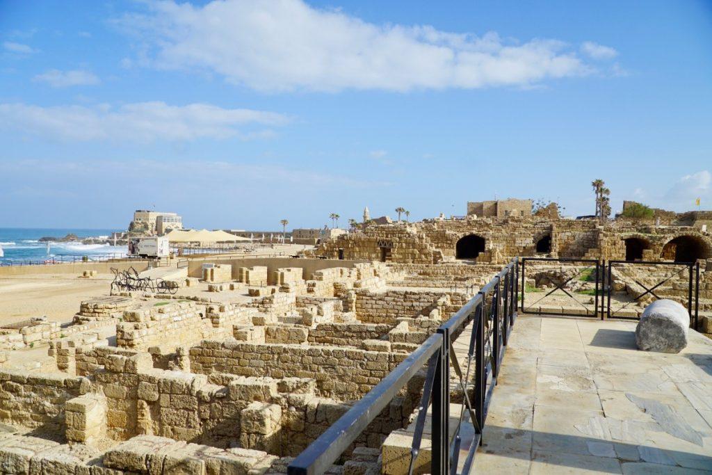 viaggio-israele-itinerario-7-giorni-cesarea