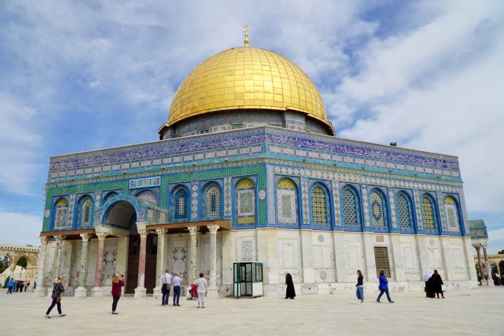 viaggio-israele-itinerario-7-giorni-monte-del-tempio