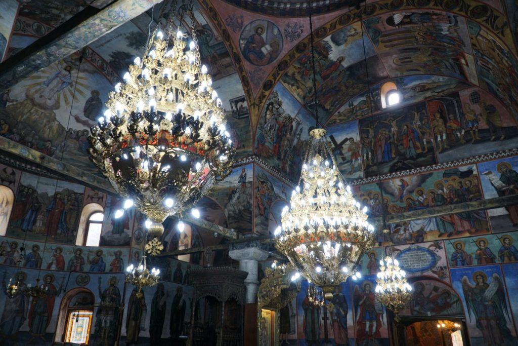 viaggio-bulgaria-visitare-il-monastero-di-bachkovo-affreschi