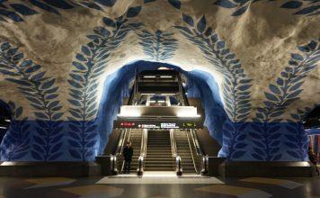 cosa-vedere-a-stoccolma-in-3 giorni-metropolitana-stoccolma