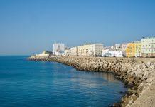 La costa colorata di Cadice - Elena Zappi Wainomi Travelblog
