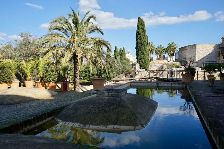 La bella Alcazar di Jerez de la Frontera