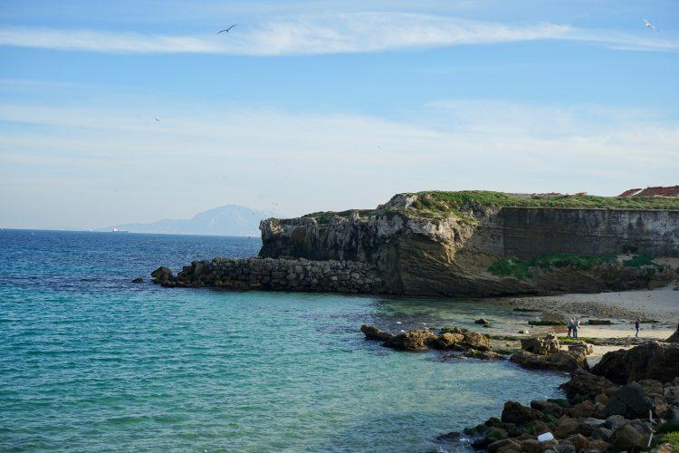 Isola de Las Palomas, base militare a Tarifa