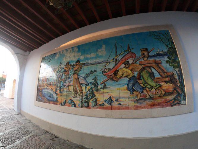Mangiare il tonno rosso a Tarifa - Wainomi Travel Blog
